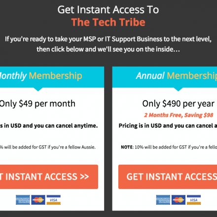3x'ing a membership site from $3,700 MRR to $11,700 MRR